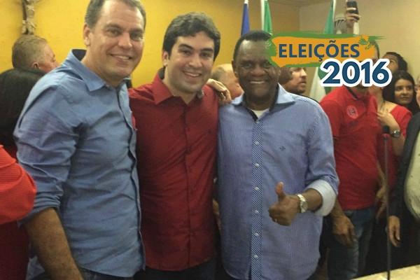 PRB confirma Dr. Gabriel na vice de Bruno Pereira candidato a prefeito de São Lourenço (PE)