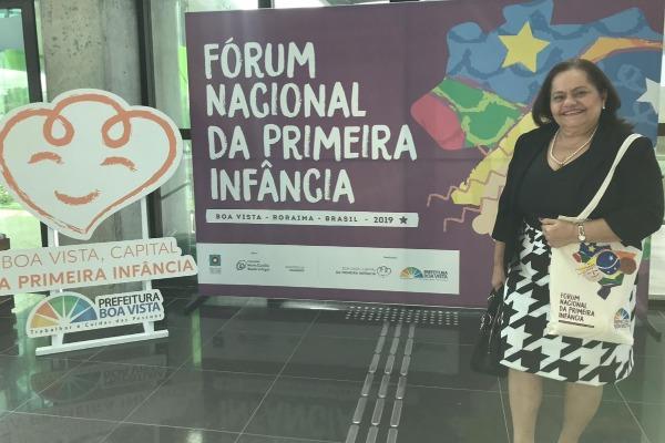 Dra. Magnólia defende políticas públicas para crianças e adolescentes