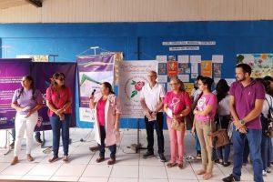 Dra. Magnólia promove ação de combate ao câncer e à violência doméstica