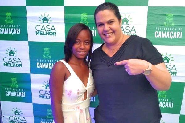 Dra. Cristinae Bacelar atua para garantir reformas de moradias em Camaçari