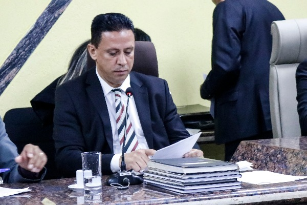 Vereador Edesio Fernandes é eleito 2º secretário da Câmara de Porto Velho