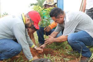 Edesio Fernandes garante obras de limpeza para o bairro Planalto II em Porto Velho