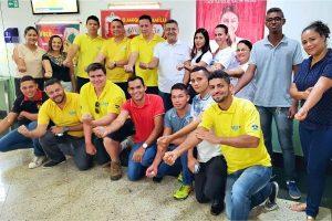 Edesio Fernandes promove ação para doação de sangue em Porto Velho