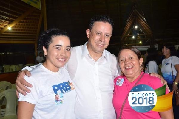 """Quero ser o senador da família"", afirma Edesio Fernandes"