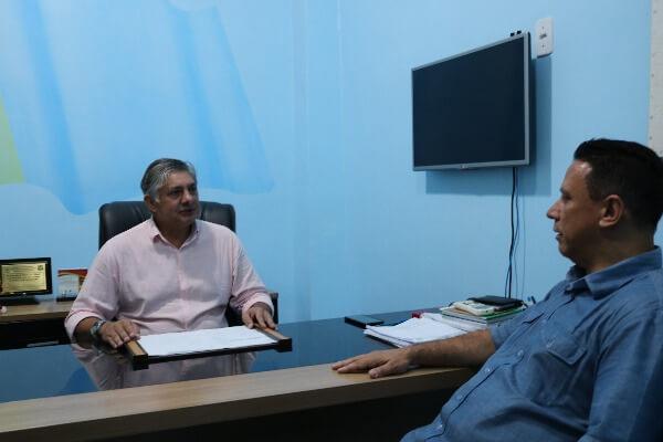 Edesio Fernandes tem pedidos atendidos pela Prefeitura de Porto Velho