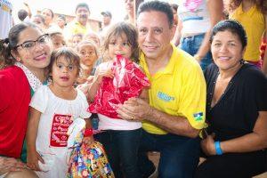"""Projeto """"Amigo da Família em Ação """"contempla bairro Cascalheira"""