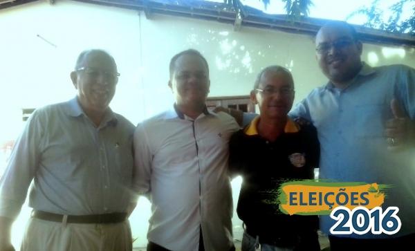 Radialista Edmilson Bezerra assume presidência do PRB em Barreiros