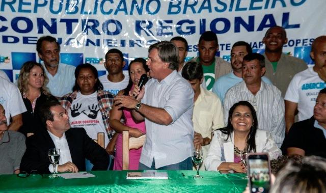 Eduardo Lopes anuncia pré-candidatura de Alexandre Martins à Prefeitura de Búzios