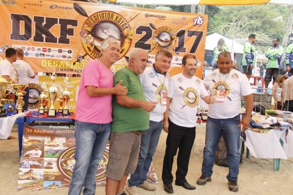 Eduardo Lopes participa de competição internacional em Mangaratiba