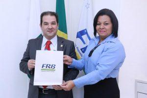 Presidente Eduardo Lopes reafirma apoio ao trabalho da FRB
