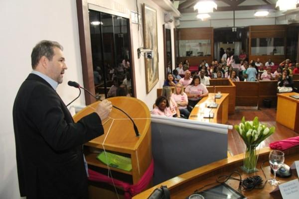 Encontro do PRB Mulher de Angra dos Reis discute tema municipalista