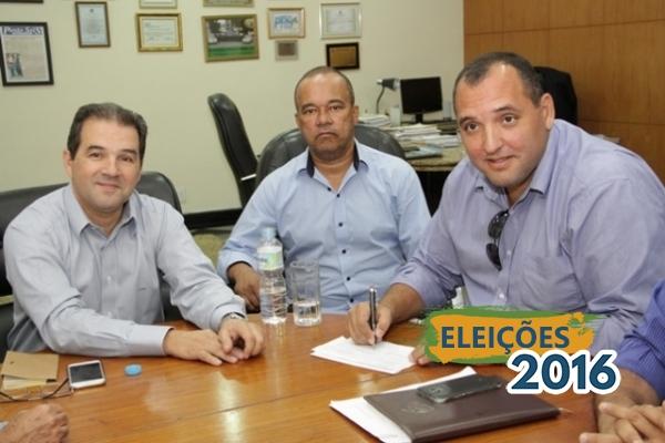 Rodrigo Medeiros tem filiação abonada em Tanguá (RJ)