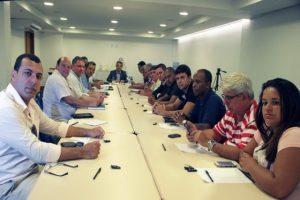 """""""Nossas metas não são apenas para 2016"""", diz Eduardo Lopes em Teresópolis"""