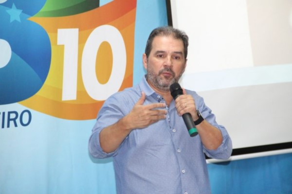 Eduardo Lopes realiza reunião com presidentes, secretários e tesoureiros no RJ