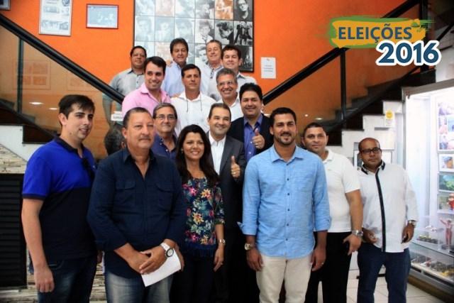 Cabo Frio recebe executiva estadual do PRB Rio de Janeiro