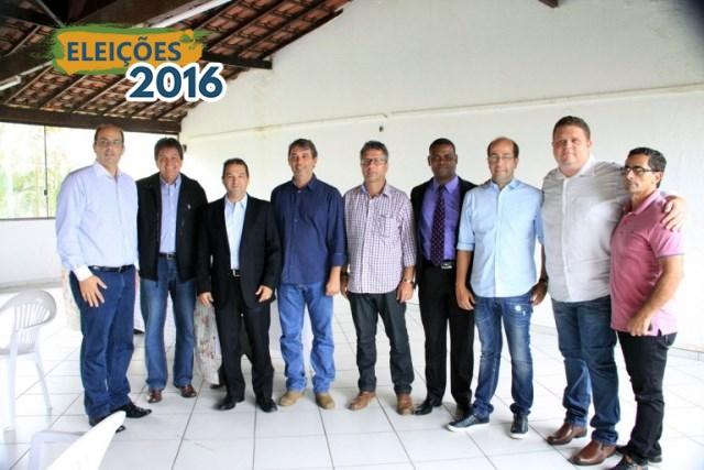 """""""Sou um presidente itinerante e valorizo o trabalho de campo"""", comenta Eduardo Lopes em Itaguaí"""