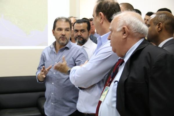 Republicanos firmam parceria com grupo espanhol para desenvolvimento da maricultura