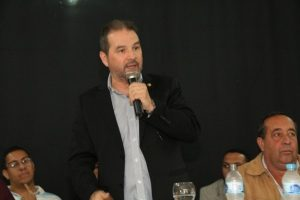 Eduardo Lopes visita Valença e ouve demandas que poderão beneficiar o município