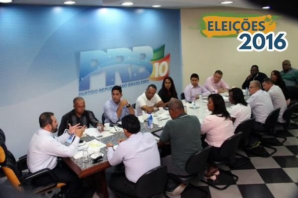 """""""Não tenho compromisso com ninguém para 2016"""", diz Eduardo Lopes"""
