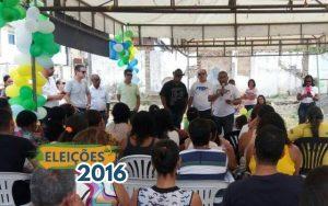 PRB vive dia de filiação histórica em Feira de Santana