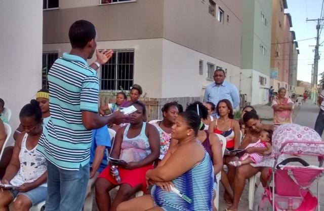 Eli Ribeiro leva mais cidadania a bairros periféricos de Feira de Santana