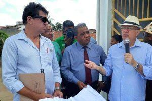 Por indicação de Eli Ribeiro, prefeitura constrói creche em Feira de Santana (BA)