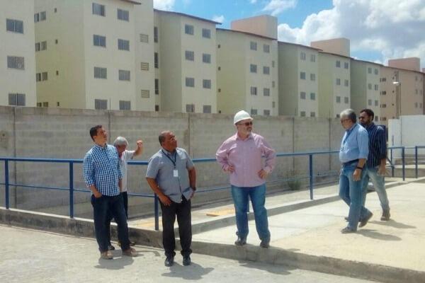Contemplados do Solar Aeroporto são convocados para fazer vistoria nos imóveis