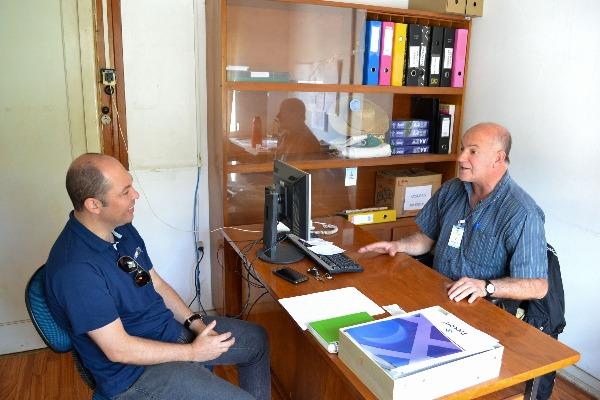 Elisandro Fiuza visita sub-prefeituras de Santa Lúcia do Piaí e Vila Cristina