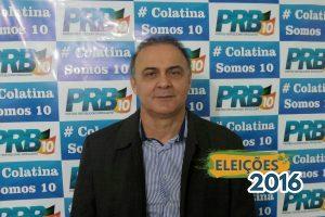 Gestão inteligente será o tema da campanha de Elodilson Sabadini em Colatina (ES)