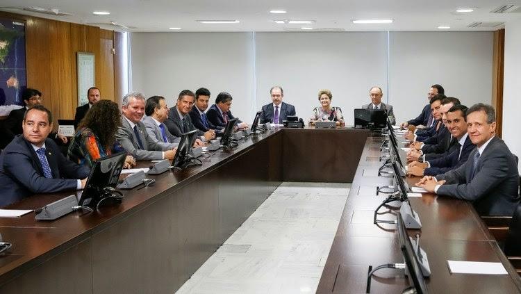 Em encontro com Dilma, Russomanno denuncia prática abusiva das operadoras de telefonia móvel nos pacotes de acesso à internet