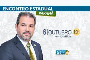 """""""Novo PRB Paraná"""" toma posse nesta sexta-feira (6)"""