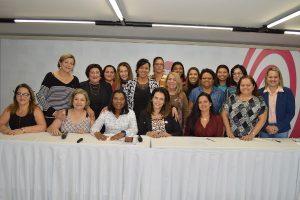 PRB Mulher estabelece grupos de trabalho durante encontro de coordenadoras