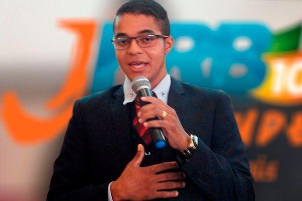 Érick Mendes é o novo coordenador do PRB Juventude de Ibirité (MG)