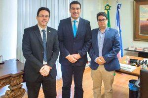 Deputado Erick Musso estreita relações entre Brasil–China