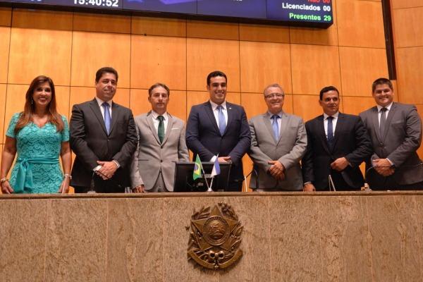 Erick Musso é reeleito presidente da Assembleia Legislativa do Espírito Santo