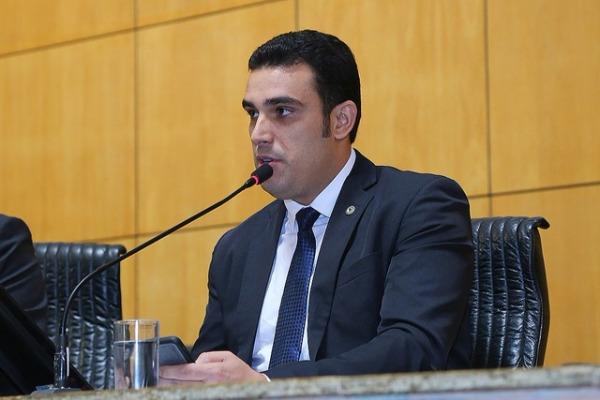 Erick Musso torna Assembleia do Espírito Santo a primeira 100% digital do país