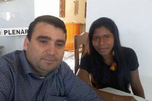 Eríka Negarottê se reúne com autoridades e cobra melhorias para a saúde indígena
