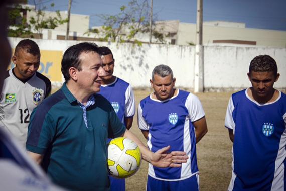 Esporte do Ceará terá republicano como secretário