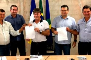 Ezequiel Júnior destina recurso para a agricultura de Novo Horizonte (RO)