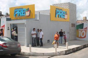 Fabiana Pessoa e Severino Pessoa inauguram nova sede estadual do PRB em Arapiraca