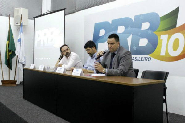 Fabiano Borges é empossado como coordenador estadual do PRB Sustentabilidade em SP