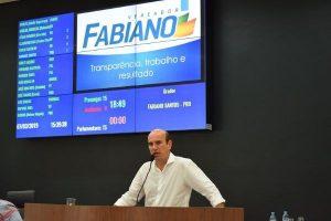 Fabiano Santos pede a instalação de nova Agência da Caixa em Araxá