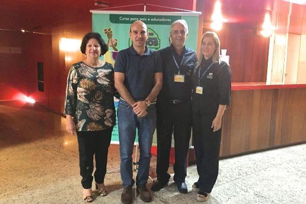 Fabiano Santos intermedia parceria para implantar programa de valorização da família