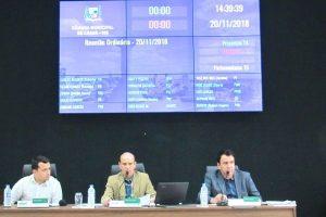 Fabiano Santos moderniza Câmara Municipal de Araxá