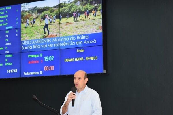 Matinha do Santa Rita vai se tornar referência em preservação em Araxá