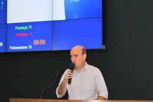 Fabiano Santos pede empenho para duplicar BR-262 em Campos Altos