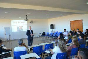 Presidente da Câmara Municipal de Araxá promove capacitação para servidores