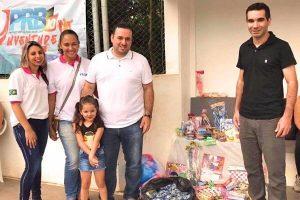 Republicanos apoiam torneio de vôlei realizado pelo PRB Juventude em Gravataí (RS)