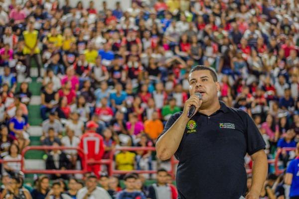 Palestras de Fábio Freitas sobre drogas já alcançou mais de 100 mil pessoas
