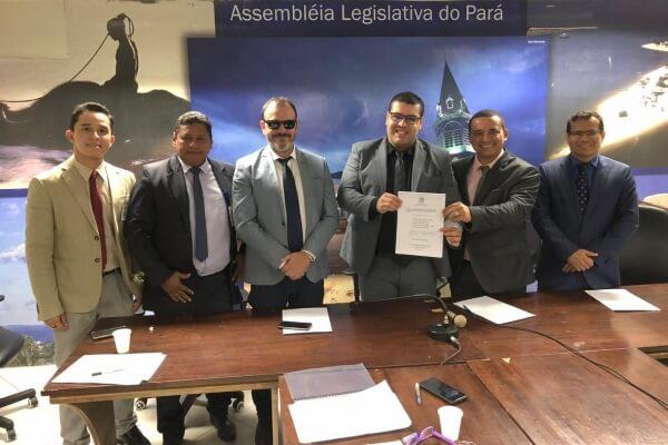 PA: comissão de estudos sobre tributação apresenta plano de trabalho